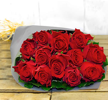 Free flower delivery on Romantic Roses