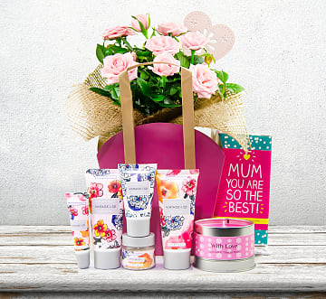 Free flower delivery on Best Mum