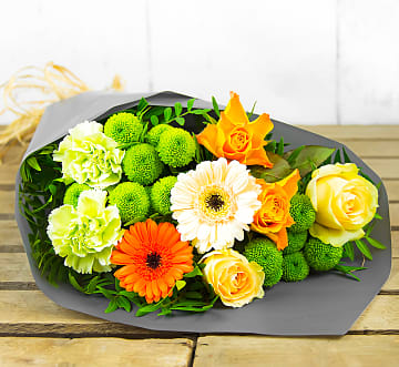 Free flower delivery on Amber Attraction