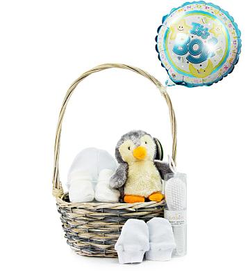 bda3e2e8b2fa3 Baby Boy Gift Basket