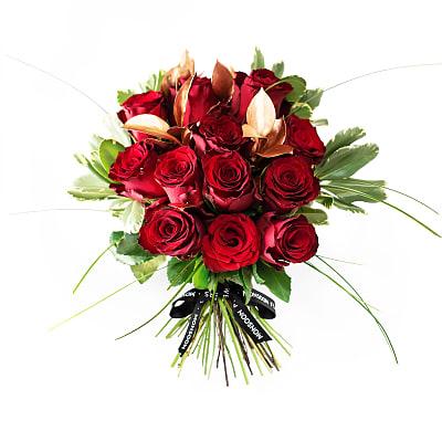 Romantic Valentine's Roses