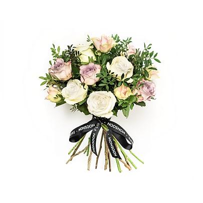 Free delivery on Pastel Belle Rose
