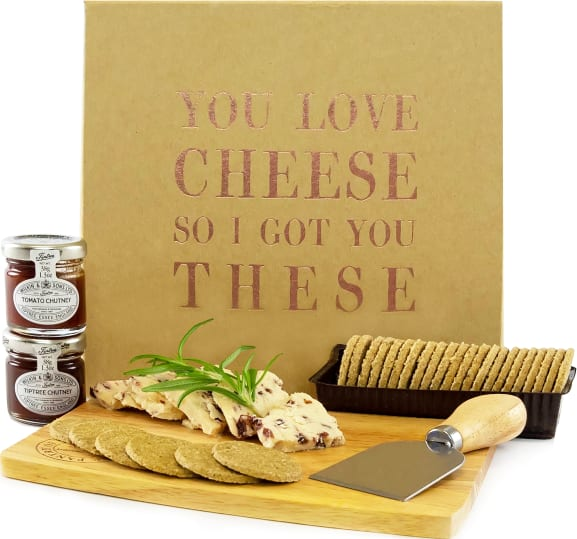 Cheese Board Gift