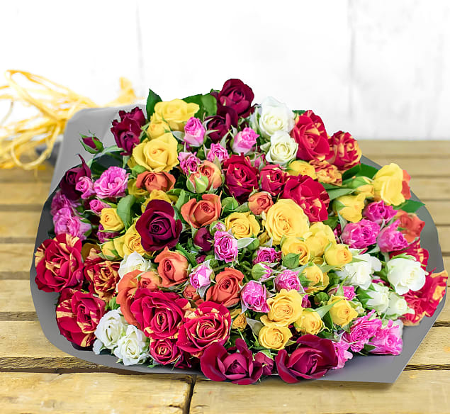 Superb Rose Selection