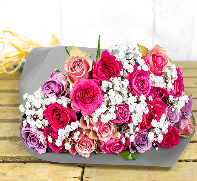 Nightingale Roses