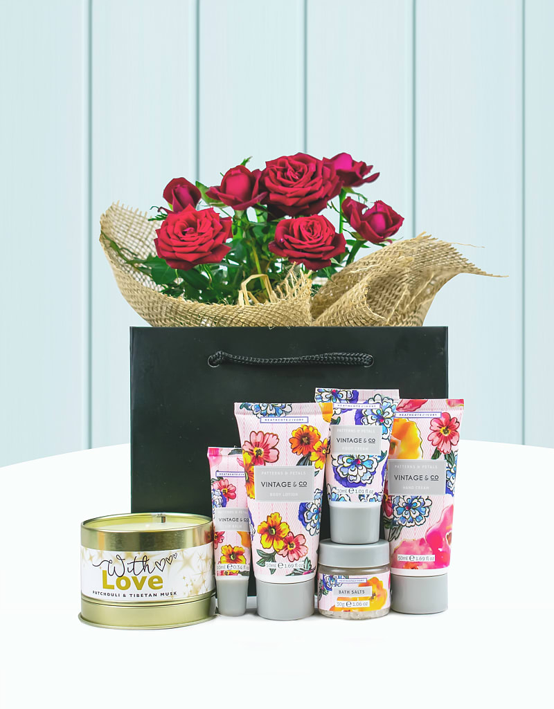 Romantic Pamper Gift