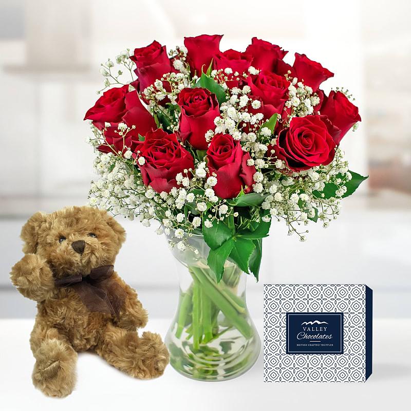 Roses for Romance Bundle