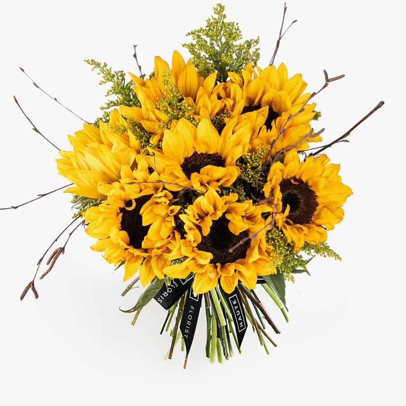 Italian Summer Sunflowers