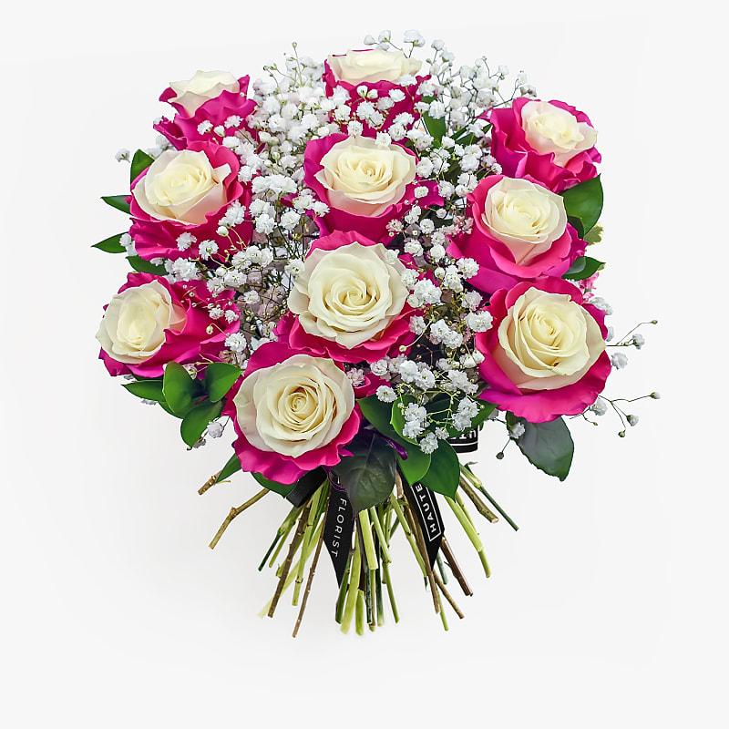 Pink Blush Roses