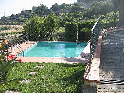 Image 3   4 bedroom villa for sale with 1,500m2 of land, Ospedaletti, Imperia, Liguria 108678