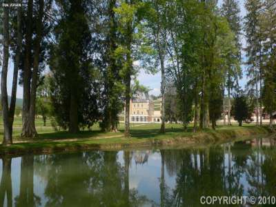 Image 17   Spectacular French chateau estate in the Jura 120200