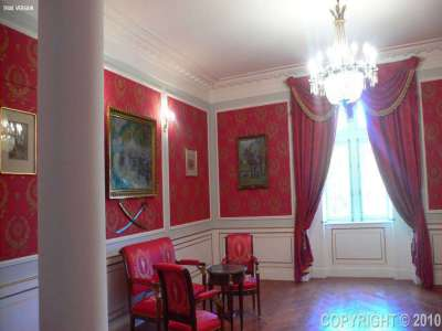 Image 23   Spectacular French chateau estate in the Jura 120200