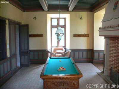 Image 24   Spectacular French chateau estate in the Jura 120200