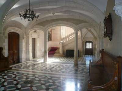 Image 4   Spectacular French chateau estate in the Jura 120200