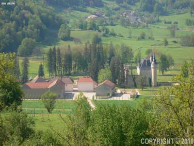 Image 6 | Spectacular French chateau estate in the Jura 120200