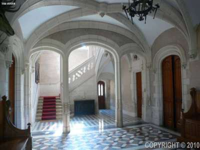 Image 7   Spectacular French chateau estate in the Jura 120200