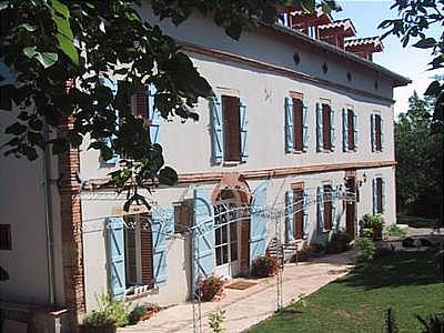 Image 1 | 10 bedroom manor house for sale with 15 hectares of land, Rabastens, Tarn , Midi-Pyrenees 126685
