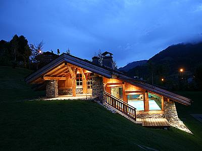 Image 3 | 11 bedroom ski chalet for sale with 0.33 hectares of land, Megeve, Haute-Savoie , Rhone-Alpes 126787
