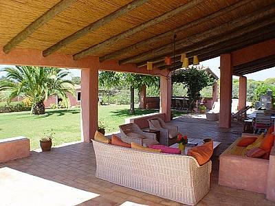 Image 3   8 bedroom villa for sale with 0.5 hectares of land, Almancil, Central Algarve, Algarve Golden Triangle 128803