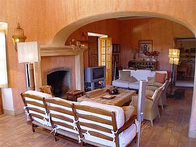 Image 4   8 bedroom villa for sale with 0.5 hectares of land, Almancil, Central Algarve, Algarve Golden Triangle 128803