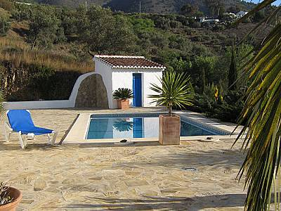 Image 12 | 3 bedroom farmhouse for sale with 0.81 hectares of land, Competa, Malaga Costa del Sol, Andalucia 129847