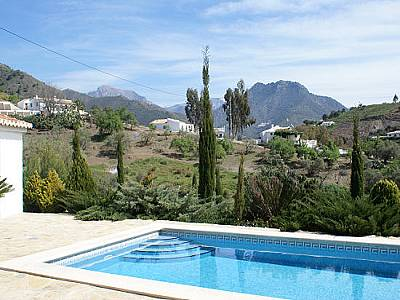 Image 8 | 3 bedroom farmhouse for sale with 0.81 hectares of land, Competa, Malaga Costa del Sol, Andalucia 129847