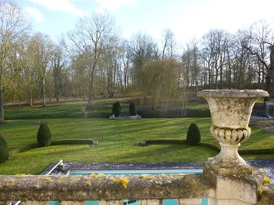 Image 2   10 bedroom French chateau for sale with 4 hectares of land, 50km west of Paris, Eure-et-Loir , Centre 130464