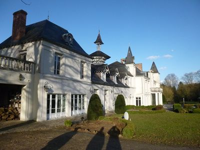 Image 29   10 bedroom French chateau for sale with 4 hectares of land, 50km west of Paris, Eure-et-Loir , Centre 130464
