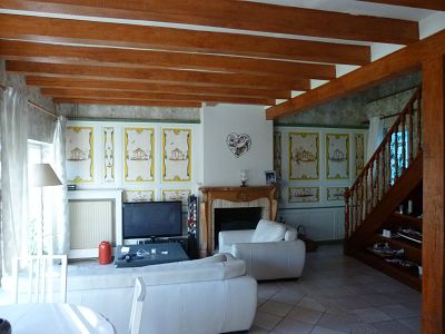 Image 31   10 bedroom French chateau for sale with 4 hectares of land, 50km west of Paris, Eure-et-Loir , Centre 130464