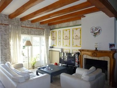 Image 32   10 bedroom French chateau for sale with 4 hectares of land, 50km west of Paris, Eure-et-Loir , Centre 130464