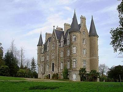 Image 3 | 12 bedroom French chateau for sale with 19 hectares of land, South West Brittany, Finistere , Brittany 139099