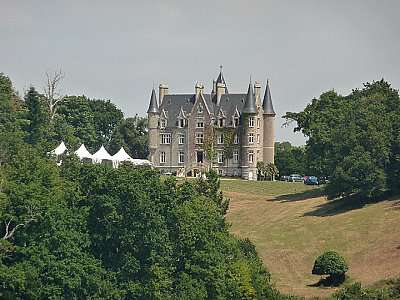 Image 8 | 12 bedroom French chateau for sale with 19 hectares of land, South West Brittany, Finistere , Brittany 139099