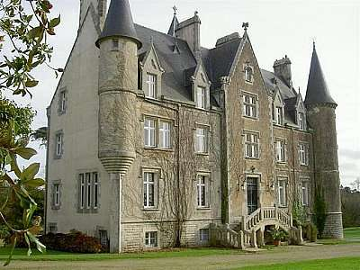 Image 9 | 12 bedroom French chateau for sale with 19 hectares of land, South West Brittany, Finistere , Brittany 139099