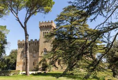 Image 33 | 19 bedroom castle for sale with 940,000m2 land in Chianti, Florence,Italy 177946