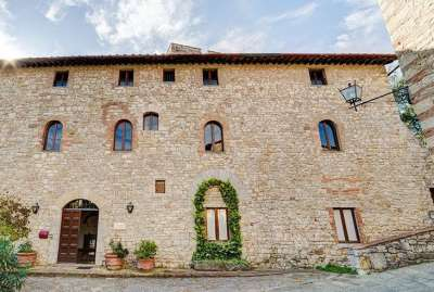 Image 3 | 7 bedroom castle for sale with land in Gaiole in Chianti, Florence, Italy 177961