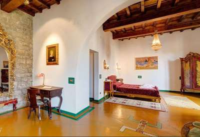 Image 6 | 7 bedroom castle for sale with land in Gaiole in Chianti, Florence, Italy 177961