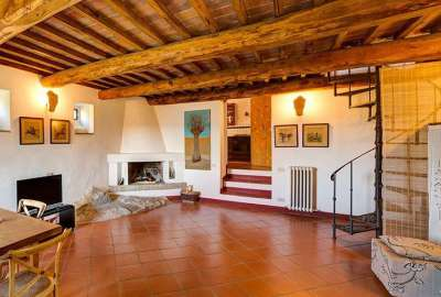 Image 9 | 7 bedroom castle for sale with land in Gaiole in Chianti, Florence, Italy 177961