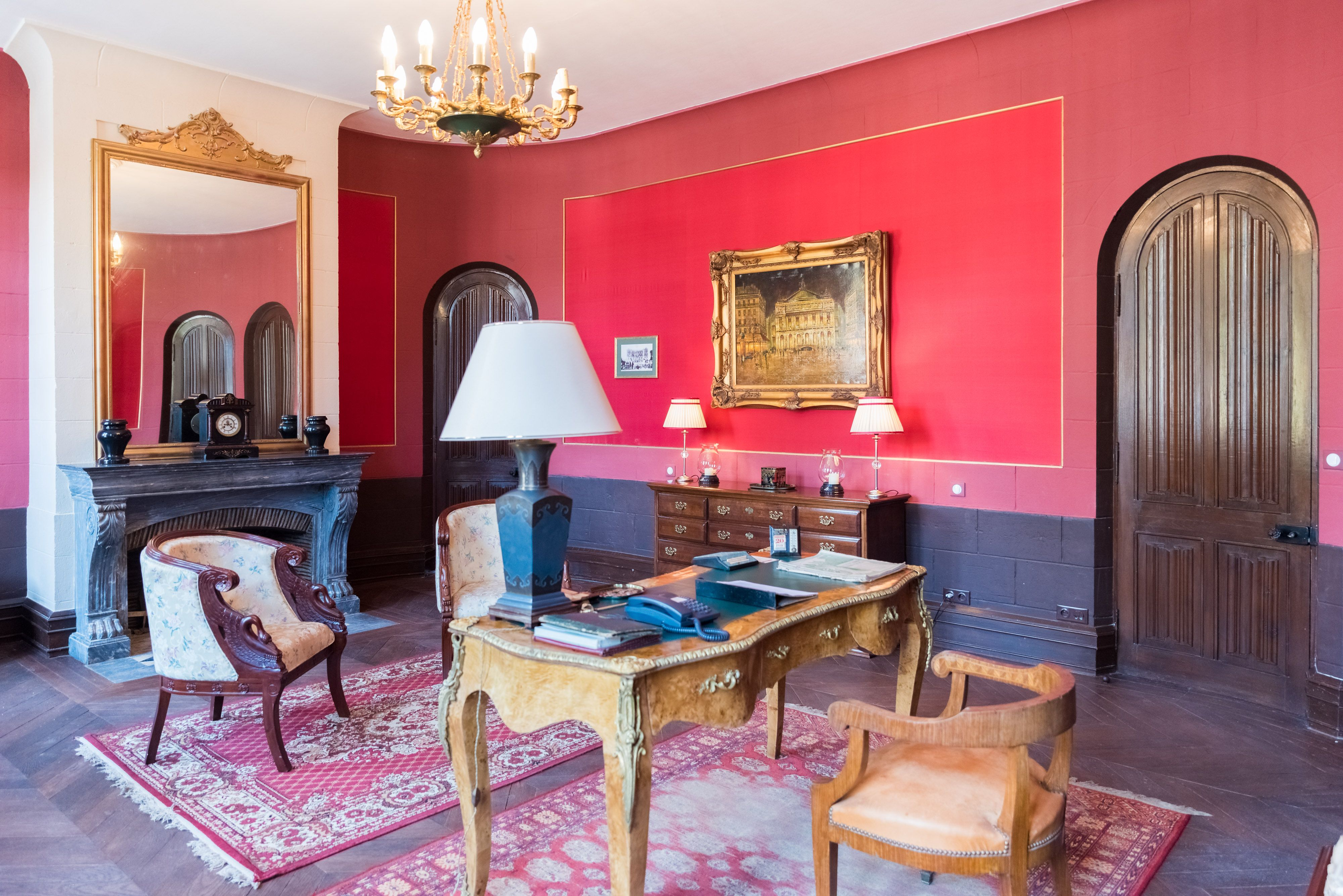 Image 18   18 bedroom French Chateau for sale, 1 hour drive West of Paris 179629