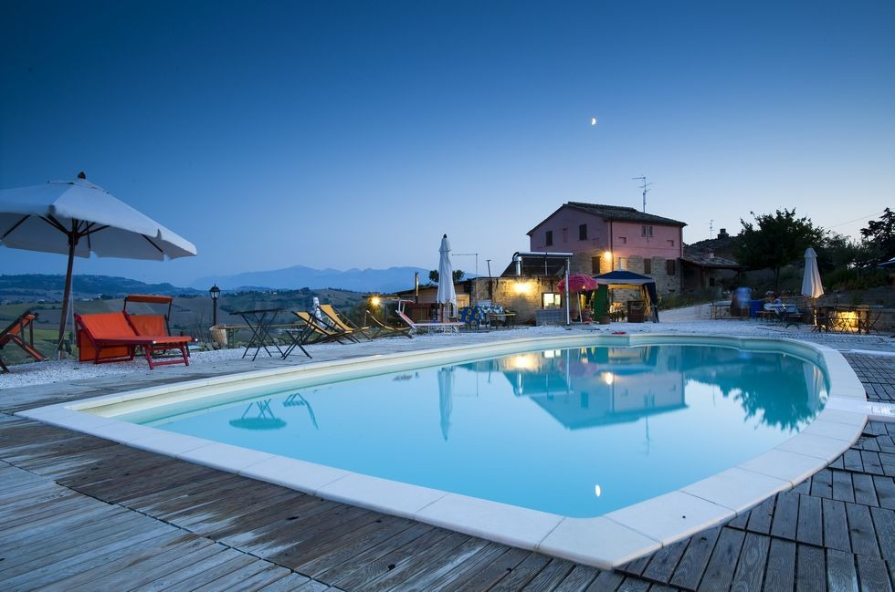 Image 3 | 10 bedroom hotel for sale with 11 hectares of land, Tolentino, Macerata, Marche 186180