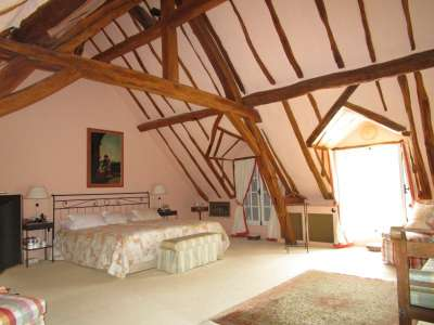 Image 12   Charming Loire Chateau for Sale with 10 bedrooms near Tour 187257