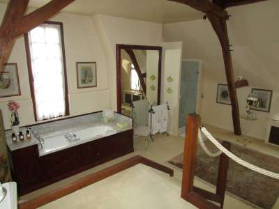 Image 13   Charming Loire Chateau for Sale with 10 bedrooms near Tour 187257