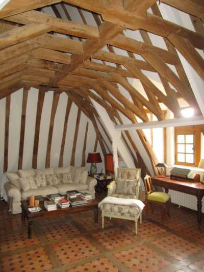 Image 14   Charming Loire Chateau for Sale with 10 bedrooms near Tour 187257