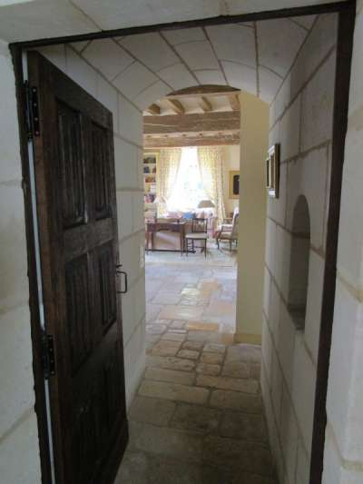 Image 17   Charming Loire Chateau for Sale with 10 bedrooms near Tour 187257