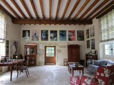 Image 18   Charming Loire Chateau for Sale with 10 bedrooms near Tour 187257