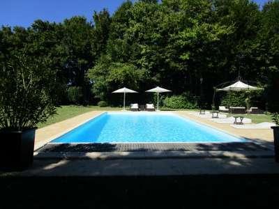 Image 21   Charming Loire Chateau for Sale with 10 bedrooms near Tour 187257