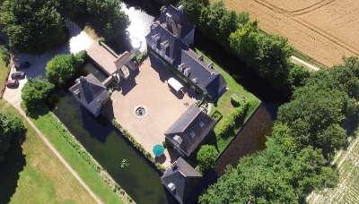 Image 6   Charming Loire Chateau for Sale with 10 bedrooms near Tour 187257