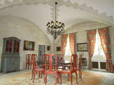 Image 8   Charming Loire Chateau for Sale with 10 bedrooms near Tour 187257