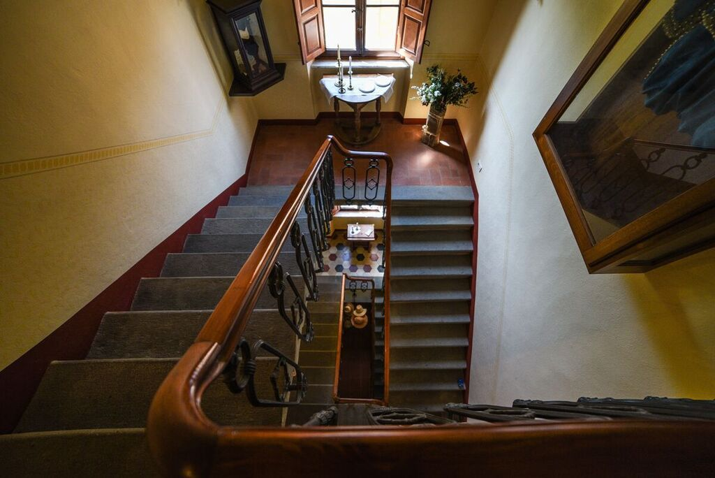 Image 16 | 6 bedroom villa for sale with 1.4 hectares of land, Montecarlo, Lucca, Tuscany 188274