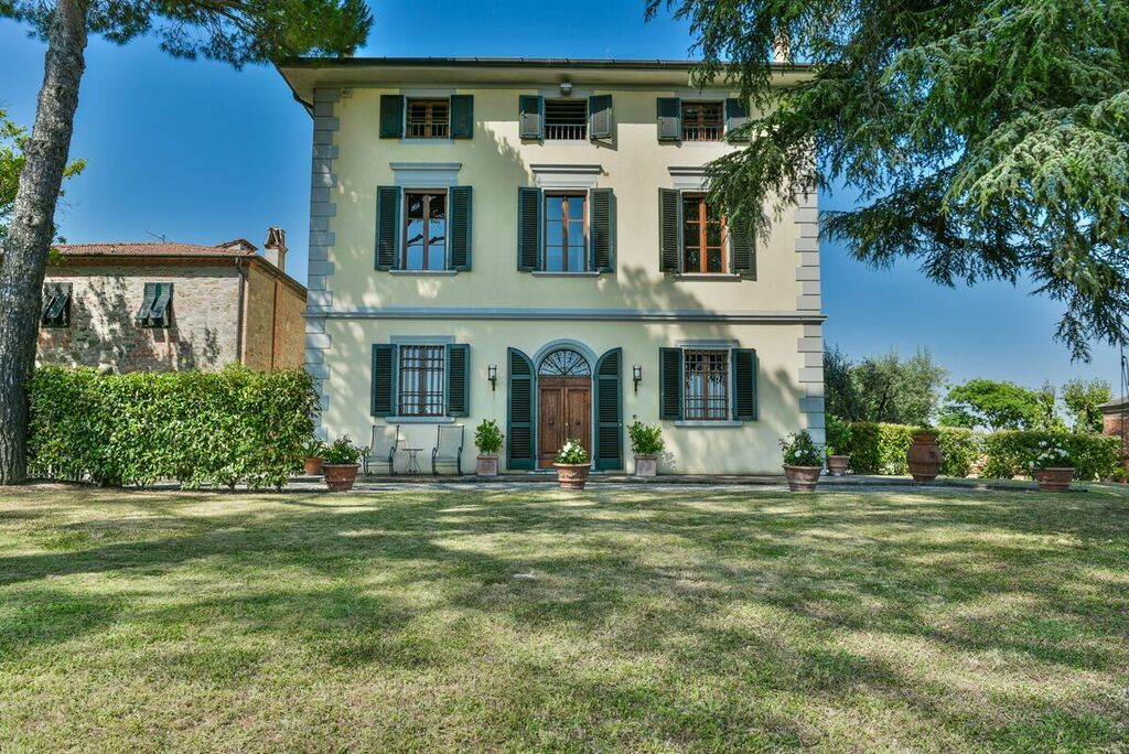 Image 23 | 6 bedroom villa for sale with 1.4 hectares of land, Montecarlo, Lucca, Tuscany 188274
