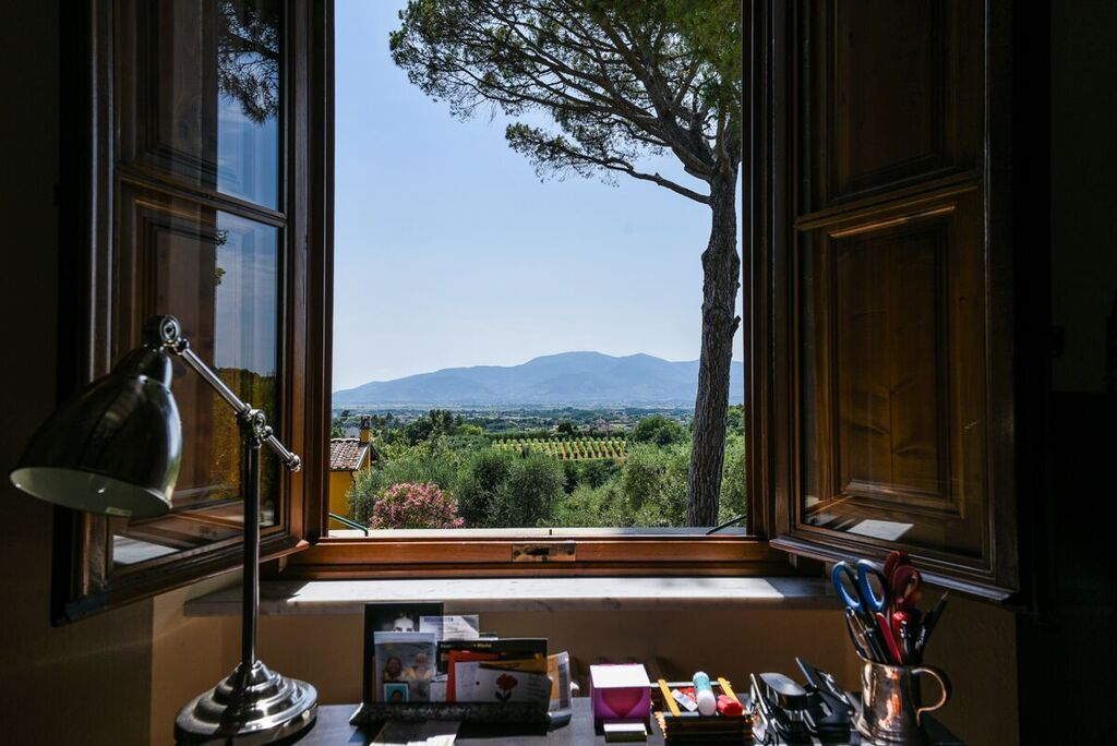 Image 5 | 6 bedroom villa for sale with 1.4 hectares of land, Montecarlo, Lucca, Tuscany 188274